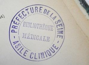 Aux origines de la Bibliothèque Henri Ey