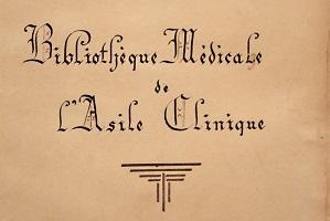 Histoire de la bibliothèque Henri Ey