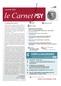 CARNET PSY, (244) - 2021 - Une expérience à l'Institution Nationale des Invalides en temps de COVID et entretien avec Elisabeth Roudinesco